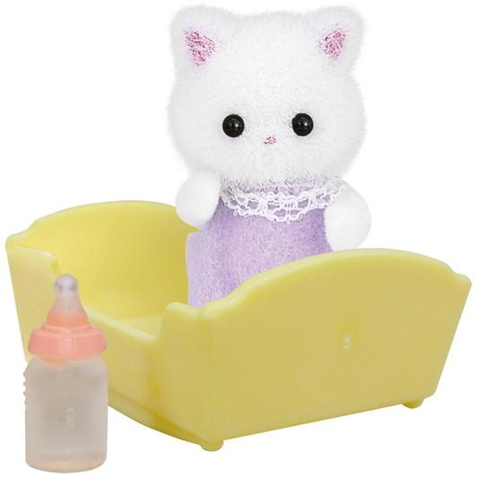 Le bébé chat persan - 4