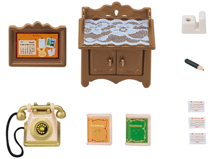 Set Muebles Clásicos - para Casa Campo Básica - 9