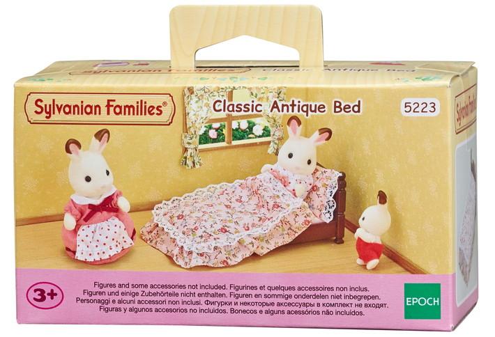 Classic Antique Bed - 5