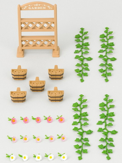 Garden Decoration Set - 5