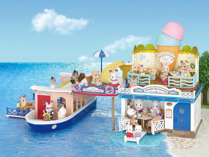 Seaside Ice Cream Shop - 10