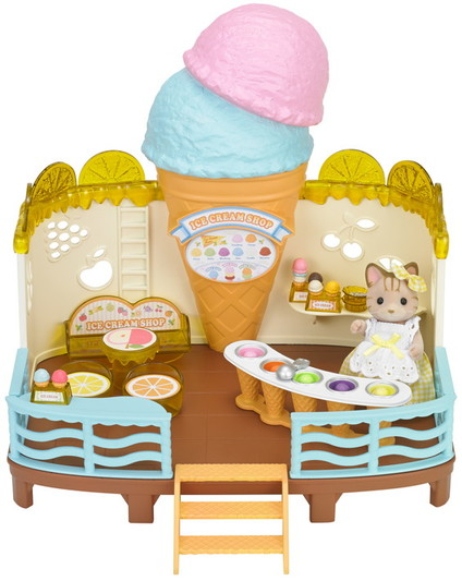 Seaside Ice Cream Shop - 10