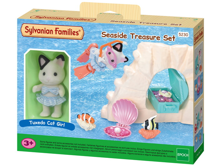 Seaside Treasure Set - 6