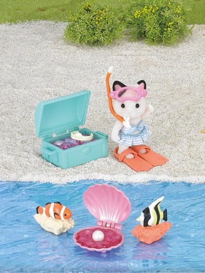 Seaside Treasure Set - 6