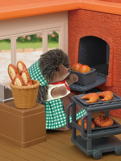 La boulangerie traditionnelle et figurine - 10