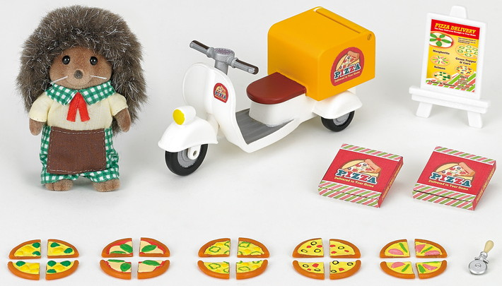 Pizza Delivery Set  - 8