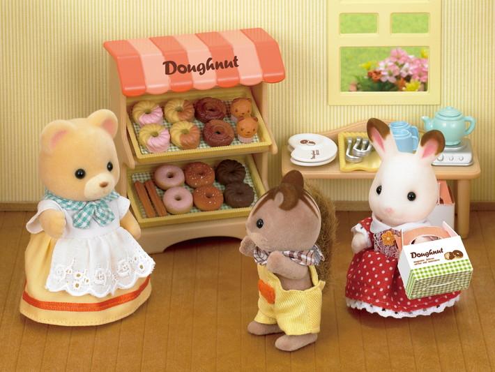 Le stand de donuts et figurine - 7