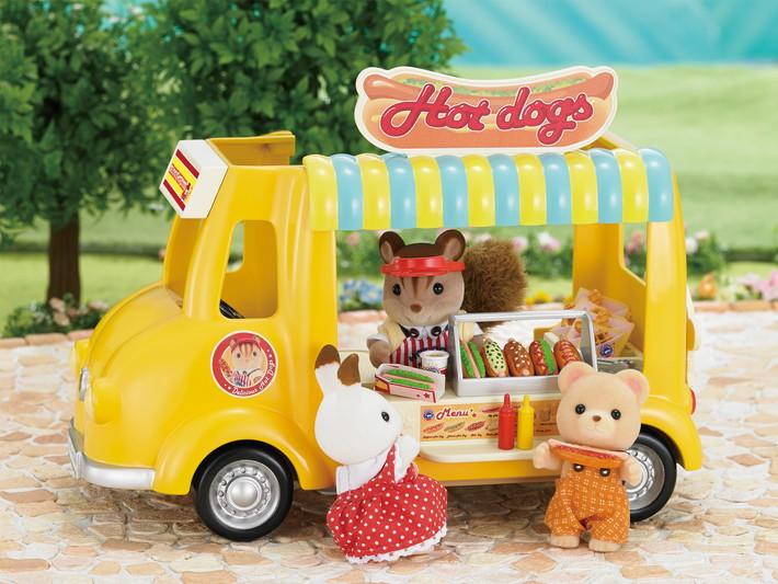 Hot Dog Van - 9