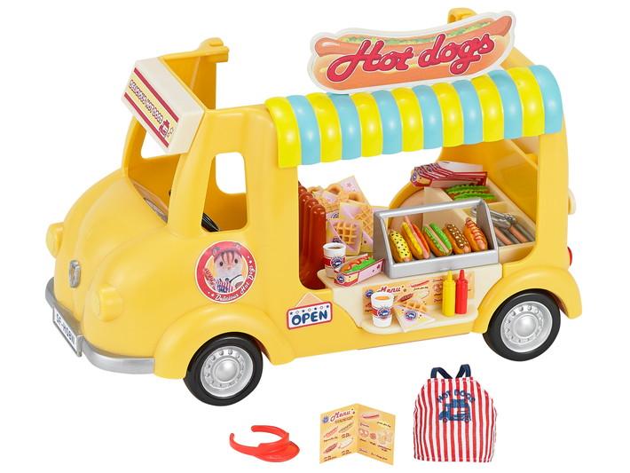 Furgoneta Hot Dogs - 9