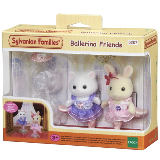 Ballerina Friends - 6