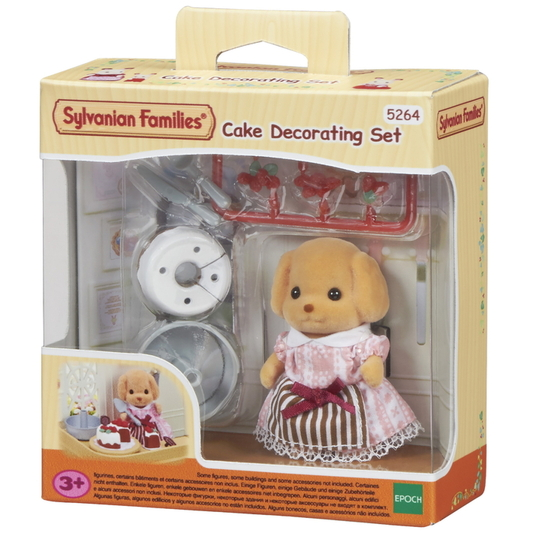 Cake Decorating Set - 6