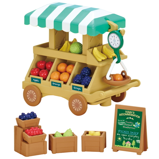 Fruit Wagon - 8