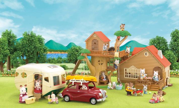 Caravan and Family Saloon Car - 9