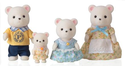 Polārlāču ģimene - 3