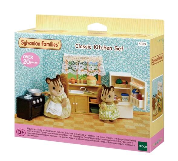 Classic Kitchen Set - 8