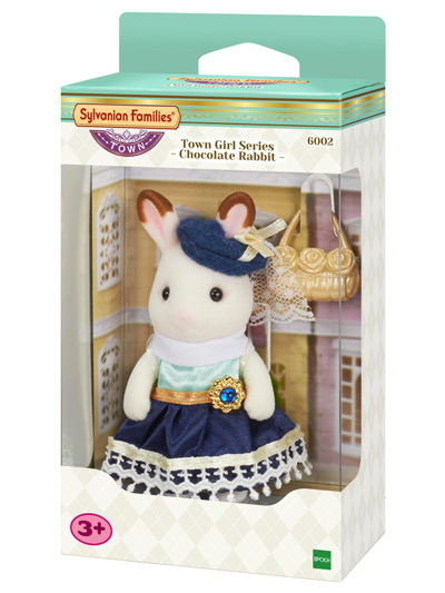 Town Girl Series - Coelho Chocolate - - 3