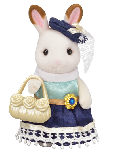 Town Girl Series - Chocolate Rabbit - - 3