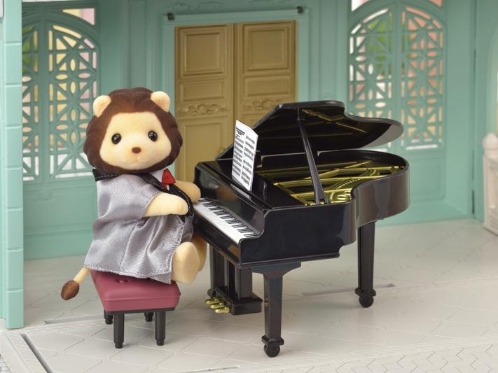 Le lion pianiste - 7