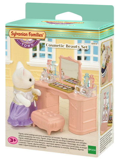 Cosmetic Beauty Set - 7