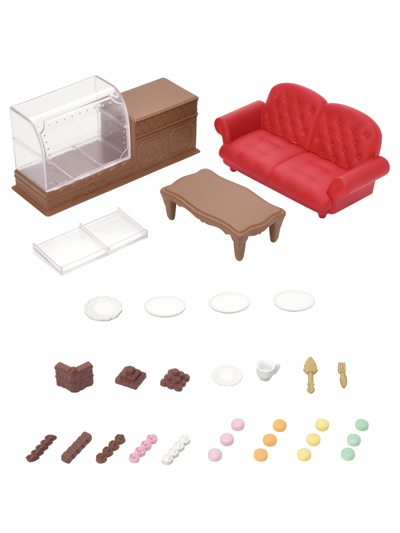 Patisserie Set mit Sofa - 7