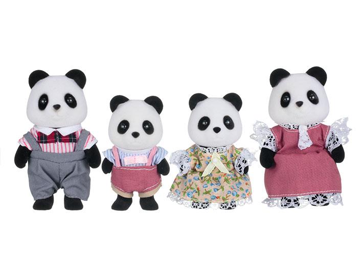 Wilder Panda Family - 4