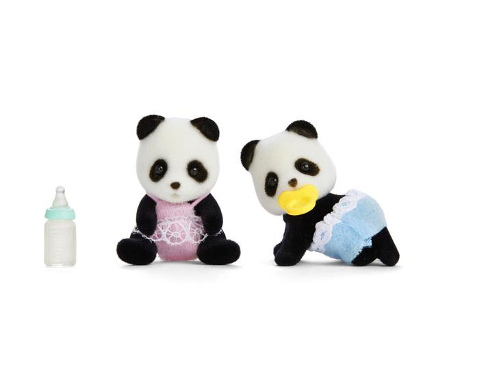 Wilder Panda Bear Twins - 3