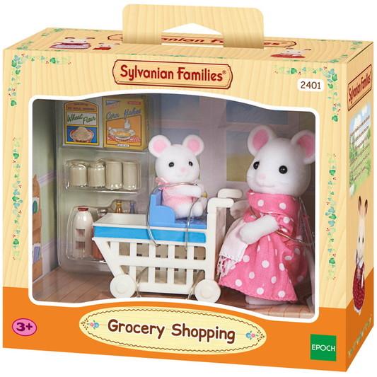 Compras no Supermercado - 3