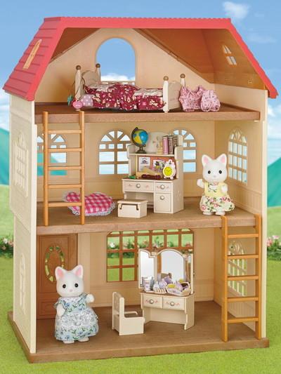 3 Story House Gift Set A - 8