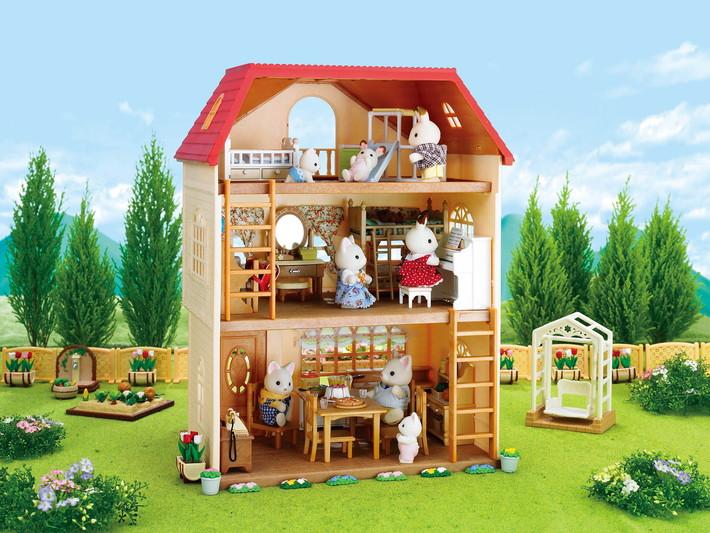 Kolmekordse maja kinkekomplekt - 8