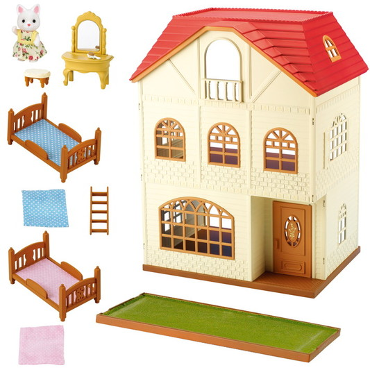 3 Story House Gift Set B - 8