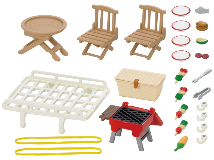 Roof Rack with Picnic Set - 5