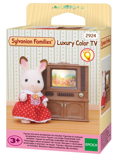 Tv color luxury - 6