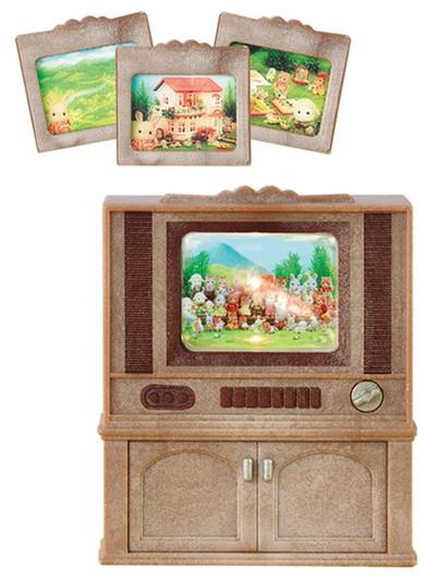 MEUBLE TELEVISION COULEUR - 6