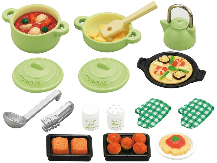 Kitchen Cooking Set - 4