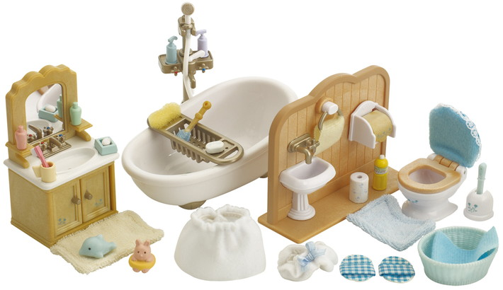 Country Bathroom Set - 8
