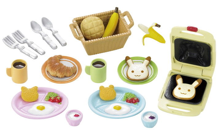 Breakfast Set - 4