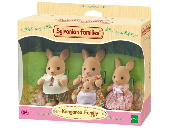 Familia Canguros - 4