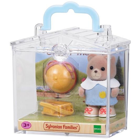 Малыш медвежонок с сумочкой - 3