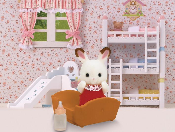 Μωρό Chocolate Rabbit (5062) - 5