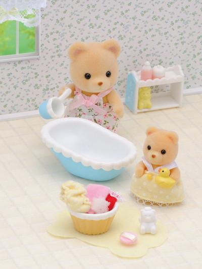 Le bain de bébé ours - 6