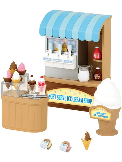 Soft Serve Ice Cream Shop - 6