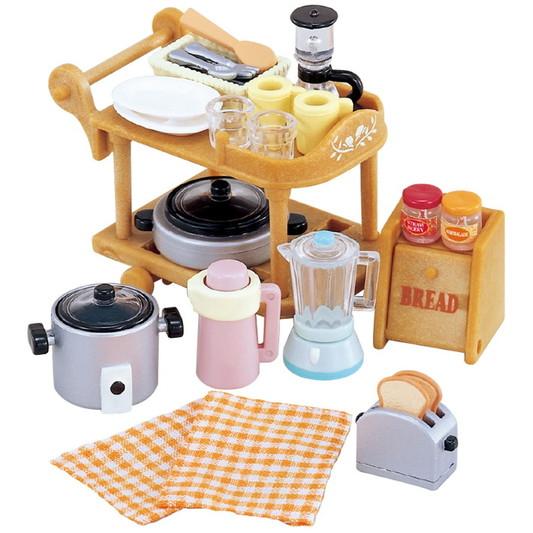 Kitchen Cookware Set - 5