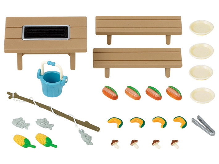 Family Barbecue Set - 5