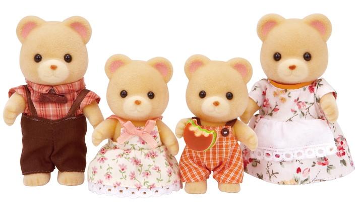 La famille ours - 4