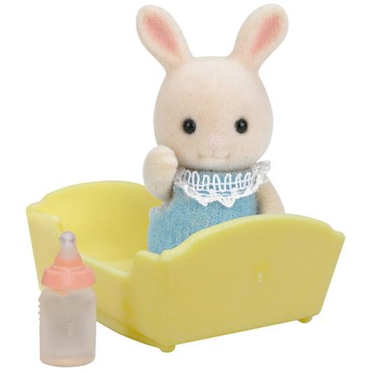 Le bébé lapin crème - 4
