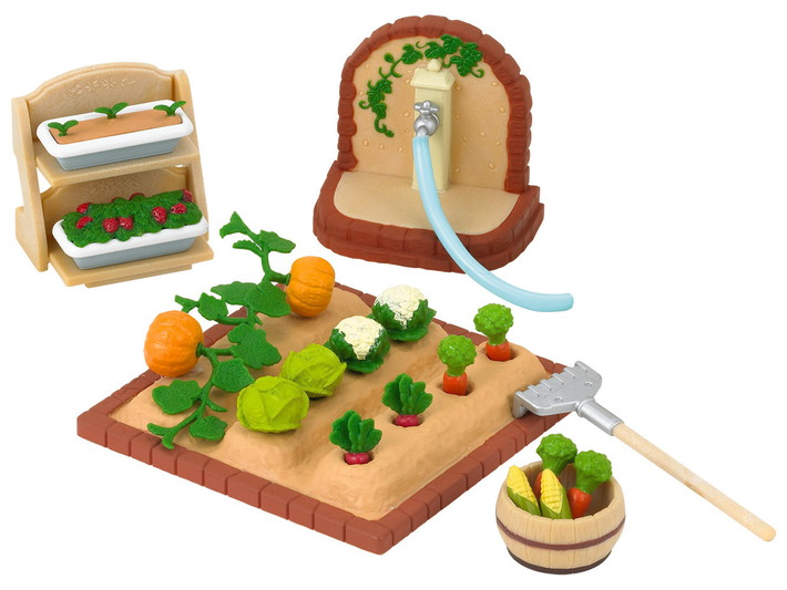 Vegetable Garden Set - 6