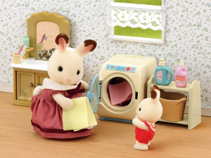 Washing Machine Set - 6
