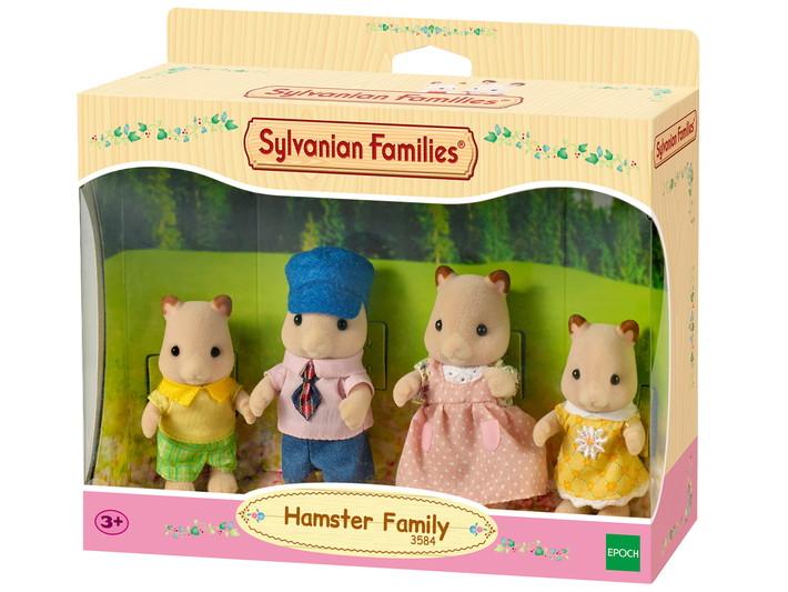 Família Hamster  - 4