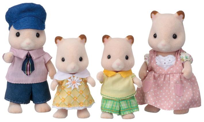 La famille hamster - 4