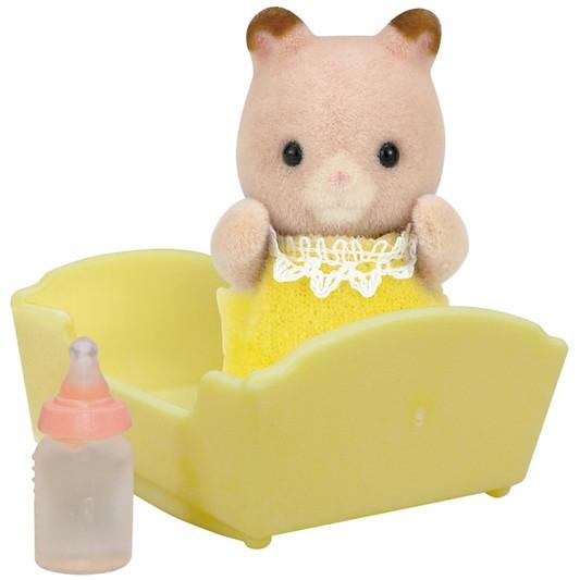 Bebê Hamster - 4